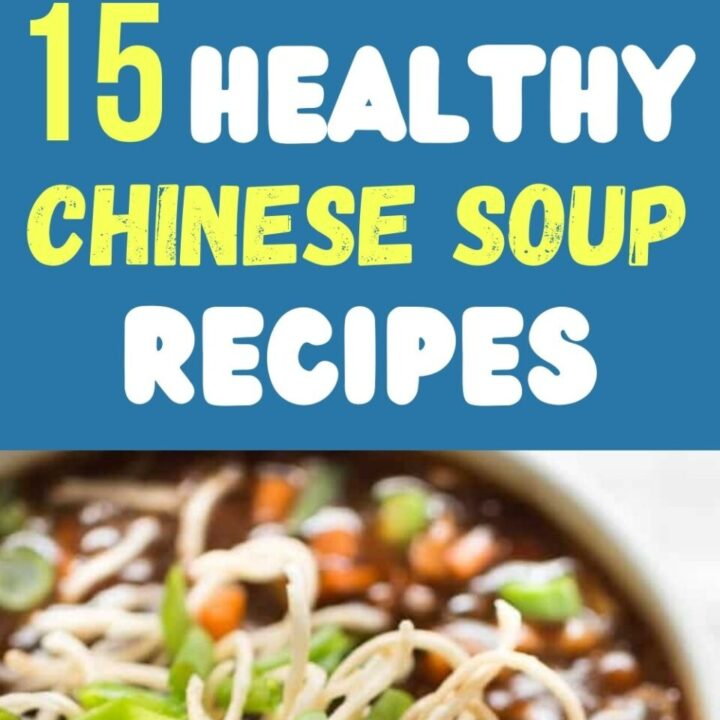 15 Warm And Healthy Chinese Soup Recipes For Chilly Days