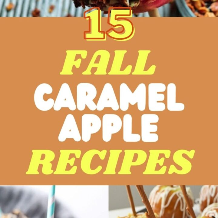 15 Juicy And Delicious Caramel Apple Recipes For Fall