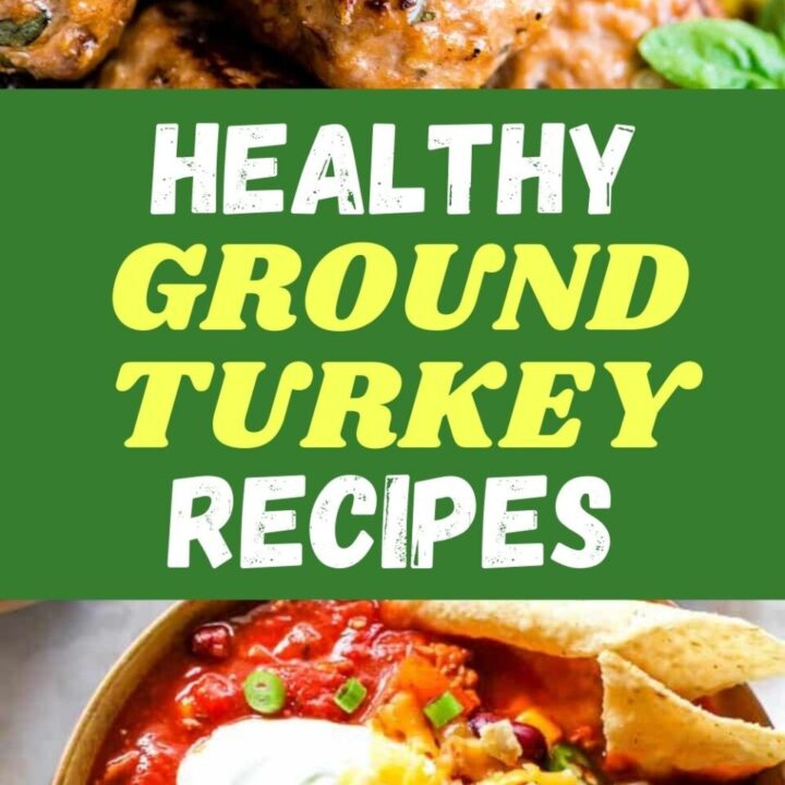 15 Healthy Ground Turkey Recipes For Family Dinner