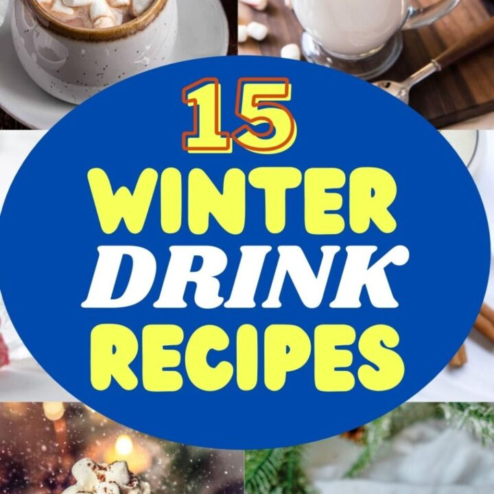 15 Cozy Cold Weather Drink Recipes | Winter Recipes